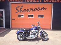 2007 Harley Davidson Sportster 1200 Low
