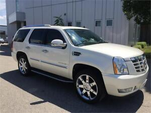 2007 CADILLAC ESCALADE NAVIGATION CAMERA 22'CHROME WHEELS 182KM