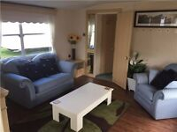 **STATIC CARAVAN FOR SALE WITH A MONTHLY PAYMENT OPTION AT SANDY BAY HOLIDAY PARK OPEN 12 MONTHS**