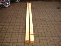 "4"" X 1"" PSE SOFTWOOD TIMBER"