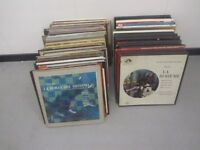 100+ CLASSICAL LPS AND BOX SETS