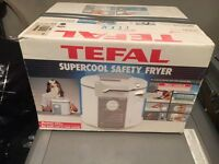 TEFAL Supercool Safety Fryer