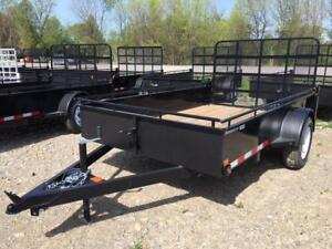 5x10 Utility Trailer Buy Or Sell Used And New Rvs Campers