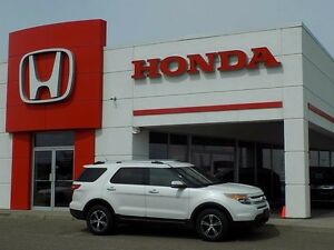 2012 Ford Explorer Limited 4dr 4x4