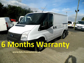 Ford Transit 2.2 TDCi 280 Limited Low Roof Panel Van