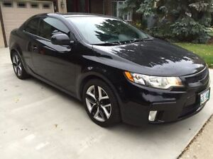 2013 Kia Forte SX Coupe (2 door) Kitchener / Waterloo Kitchener Area image 1