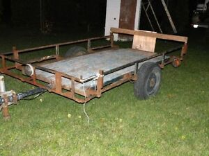 trailer domper