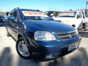 2007 Holden Viva JF MY08 Blue 4 Speed Automatic Wagon Enfield Port Adelaide Area Preview