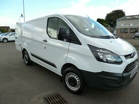 Ford Transit Custom 290 LR P/V (white) 2015-10-16