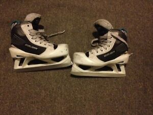 Bauer Youth Goalie Skates Size 13 D