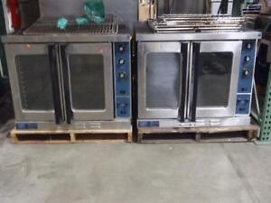 Stacking Duke Electric full size convection ovens - very clearn - refurished - FREE SHIPPING
