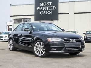 2014 Audi A4 2.0T QUATTRO TIP | NAVIGATION | SUNROOF