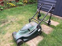 Used Hayter 'Envoy' push lawnmower