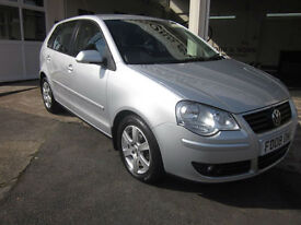 2008 Volkswagen Polo 1.4 ( 80PS ) Match - ideal 1st car!!!