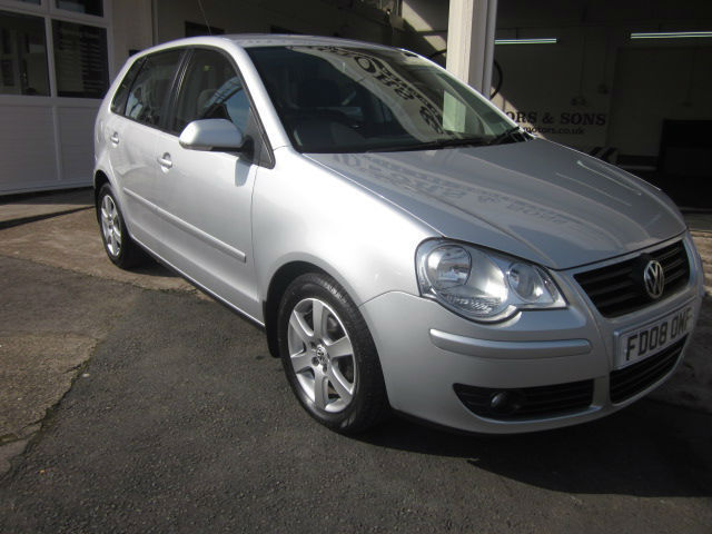 2008 Volkswagen Polo 1.4 ( 80PS ) Match