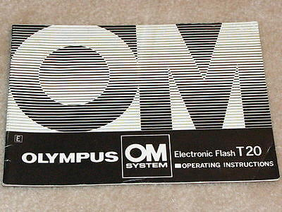 Инструкции и руководства OLYMPUS OM ELECTRONIC