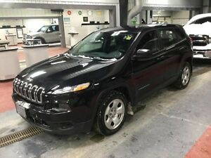 2015 Jeep Cherokee Sport *Low Price!