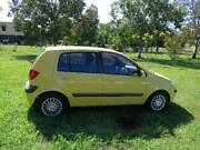 2007 Hyundai Getz Hatchback 4cyl AUTOMATIC only 120,000klm Boronia Heights Logan Area Preview