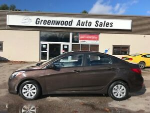 2015 Hyundai Accent GLS PRICED TO MOVE! FINANCE NOW!