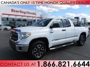 2014 Toyota Tundra SR5 TRD V8 4x4 DOUBLE CAB, 1 OWNER, LOW KM'S