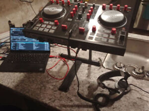 Traktor S2 with Laptop & More