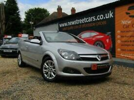 2009 Vauxhall Astra 1.6 i Sport Twin Top 2dr Convertible Petrol Manual