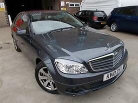 Mercedes-Benz C180 Kompressor 1.6 Blue F auto 2010MY SE