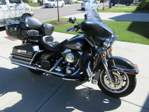 2007 Harley Davidson 103 Ultra Classic, may trade for Quad/SxS