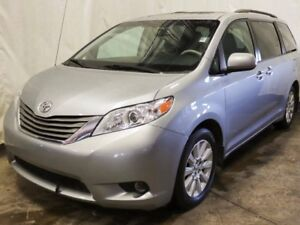 2014 Toyota Sienna XLE All-wheel Drive w/ Bluetooth, Leather