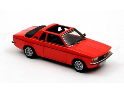 OPEL Kadett C Aero Red open 1978, model cars 1/43 for sale  Shipping to United States