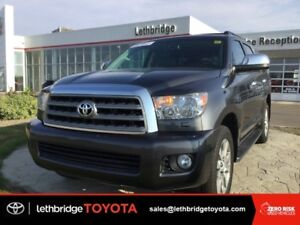2016 Toyota Sequoia Limited TEXT 403.894.6148