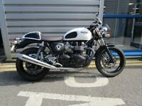 Triumph Thruxton Ace Cafe - Special Edition