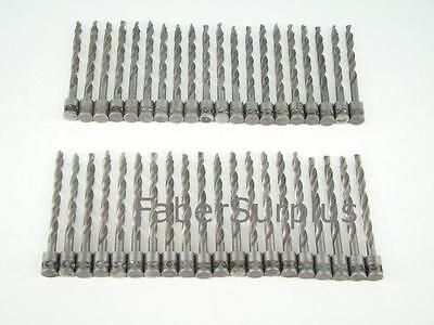 20 .161 Aviation Drill Bits Lot Of 40