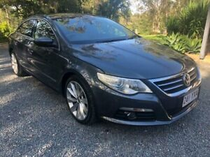 2011 Volkswagen Passat Type 3C V6 FSI Highline Sedan 4dr DSG 6sp 4-Motion 3.6i Grey