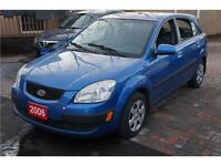 2006 kia RIO5 AUTO 2Yrs Unlimited KM Warranty!!