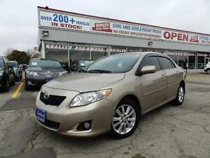 2010 Toyota Corolla LE PUSH BUTTON START SUNROOF POWER SEAT