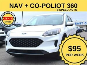 2020 Ford Escape SE|NAV|COL-PILOT 360|LANE KEEP|ADAPTIVE CRUISE