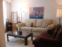 FURNISHED CLEAN 3 BEDROOM APT NEAR METRO,HEC,JGH,DOWNTOWN