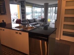 Beautifuly Furnished 2 Bedroom + Den Condo *Yaletown/Downtown*