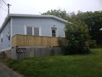 Great 5 bedroom starter home with a scenic ocean view in CBS