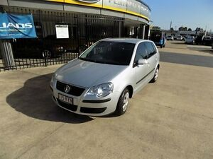 2007 Volkswagen Polo 9N MY07 Upgrade Match Silver 5 Speed Manual Hatchback Brendale Pine Rivers Area Preview