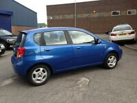 ONLY £895 - 2005 (55reg) CHEVROLET KALOS - 1.4 - 5 DOOR - NEW M.O.T