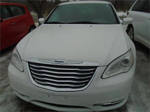 2013 Chrysler 200 LX - Certified - only 51,073 km