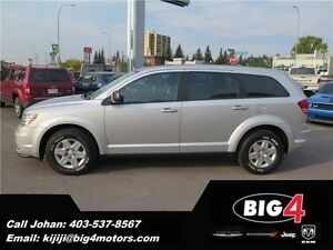 2012 Dodge Journey SE with 7 SEATS and back up camera!