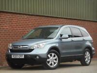 2007 Honda CR-V 2.0 i-VTEC ( Sat Nav ) ( HFT ) ( Rear Camera ) auto ES