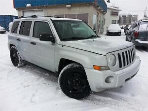 2007 Jeep Patriot Sport AWD / MAGS / A/C / GROUPE ELEC