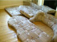 caravan cushions from static