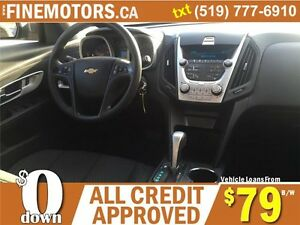 2012 CHEVROLET EQUINOX LS * EXTRA CLEAN * LOW KM * LOANS FOR ALL London Ontario image 9
