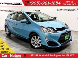 2017 Toyota Prius c | BACK UP CAMERA| TOUCH SCREEN|
