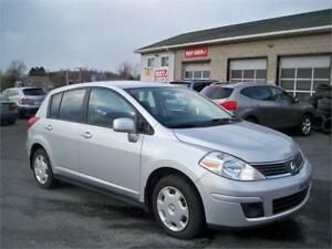 2009 Nissan Versa 1.8 S LOW MILEAGE! MANUAL SHIFT!!!